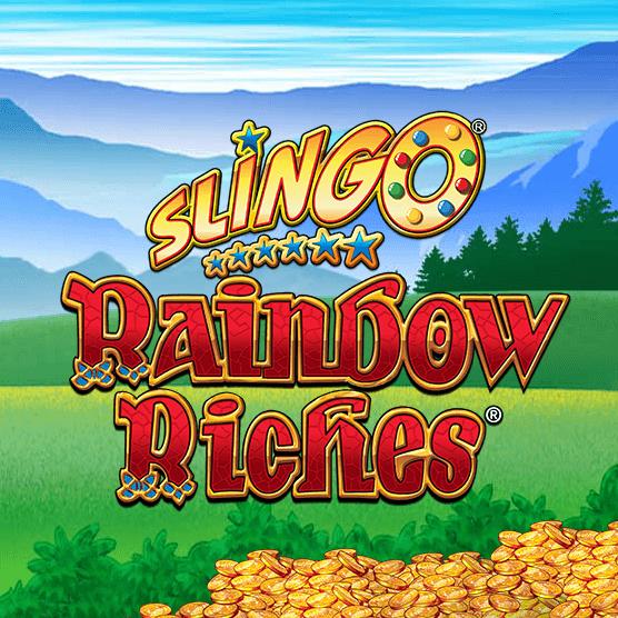 Rainbow Riches Slingo - Online Slots