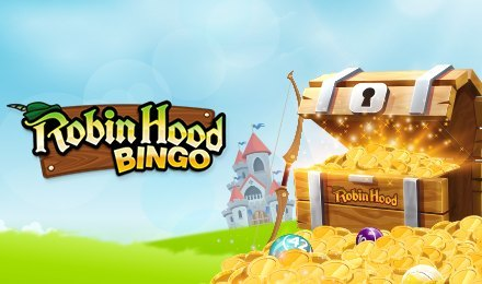 Robin Hood Bingo review